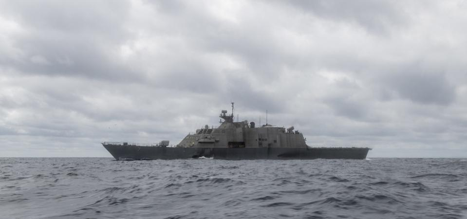 The Freedom Littoral Combat Ship is at risk.