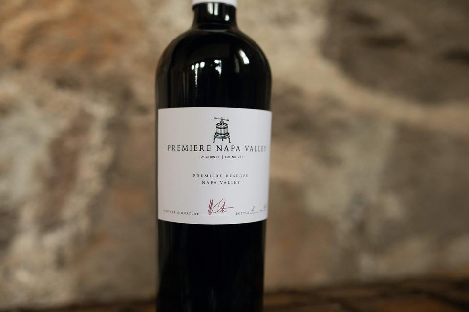 Some Premiere Napa Valley Release Week wines can now be found online.