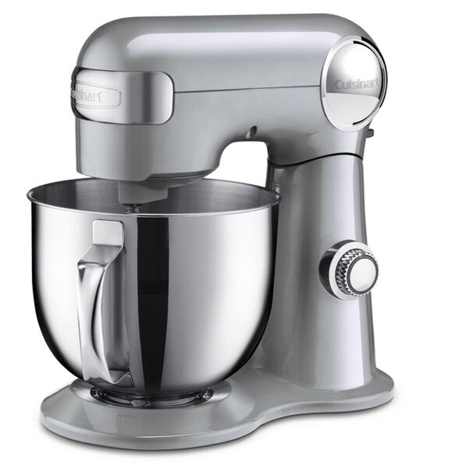 Cuisinart Precision Master 12 Speed 5.5-Quart Stand Mixer includes Dough Hook