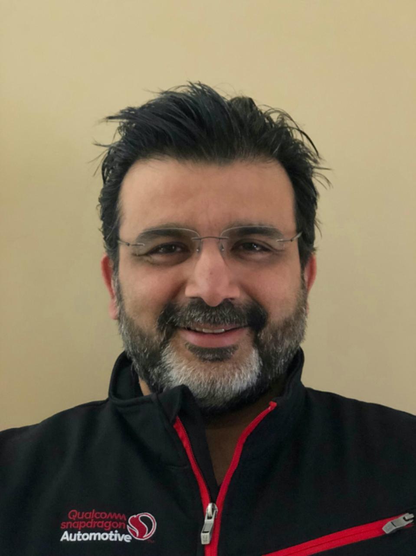 Nakul Duggaal, Qualcomm's SVP Automotive