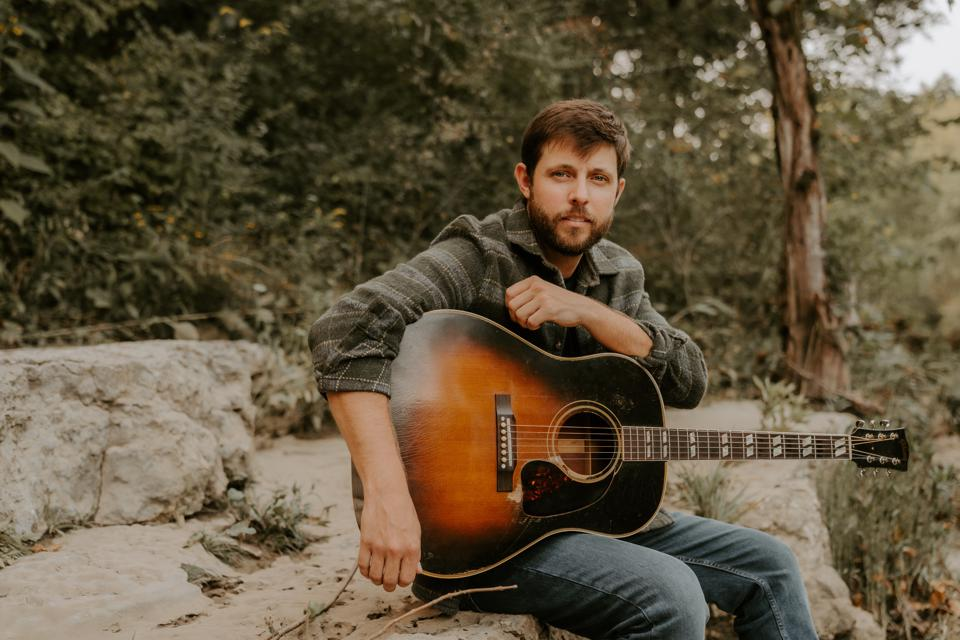 """Ray Fulcher is nominated for CMA Awards' Song of the Year with """"Even Though I'm Leaving."""""""
