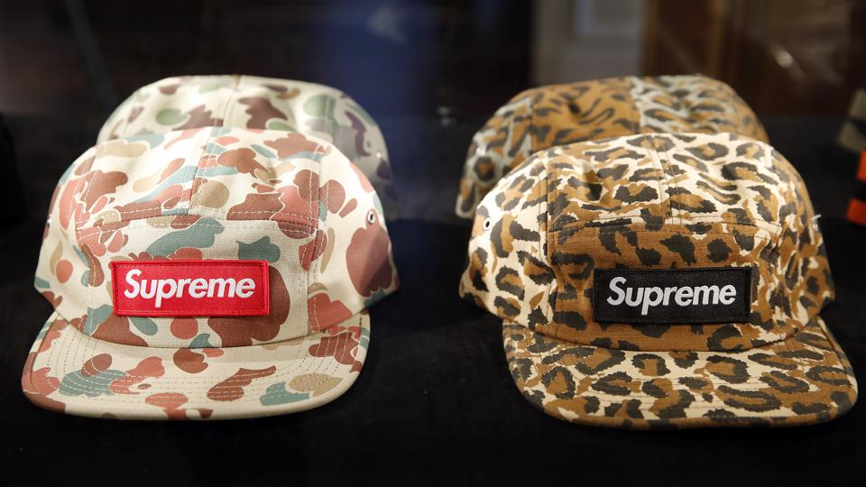 ″The Rise Of Supreme: 30 Years Of US Urban Culture″: exhibition At Artcurial In Paris.