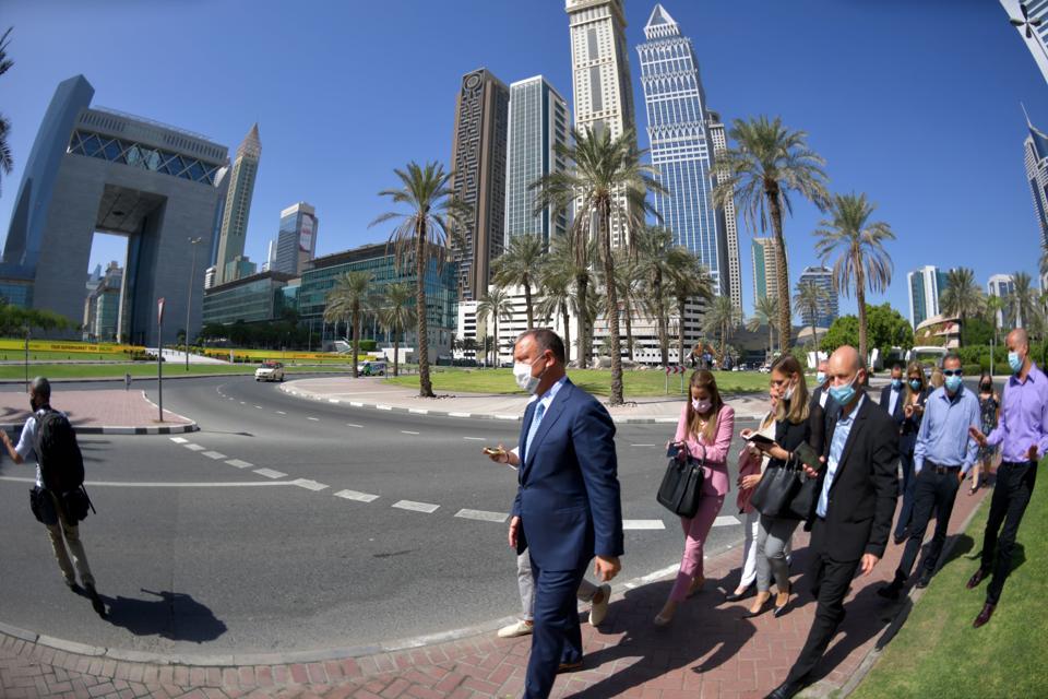 UAE-ISRAEL-DIPLOMACY