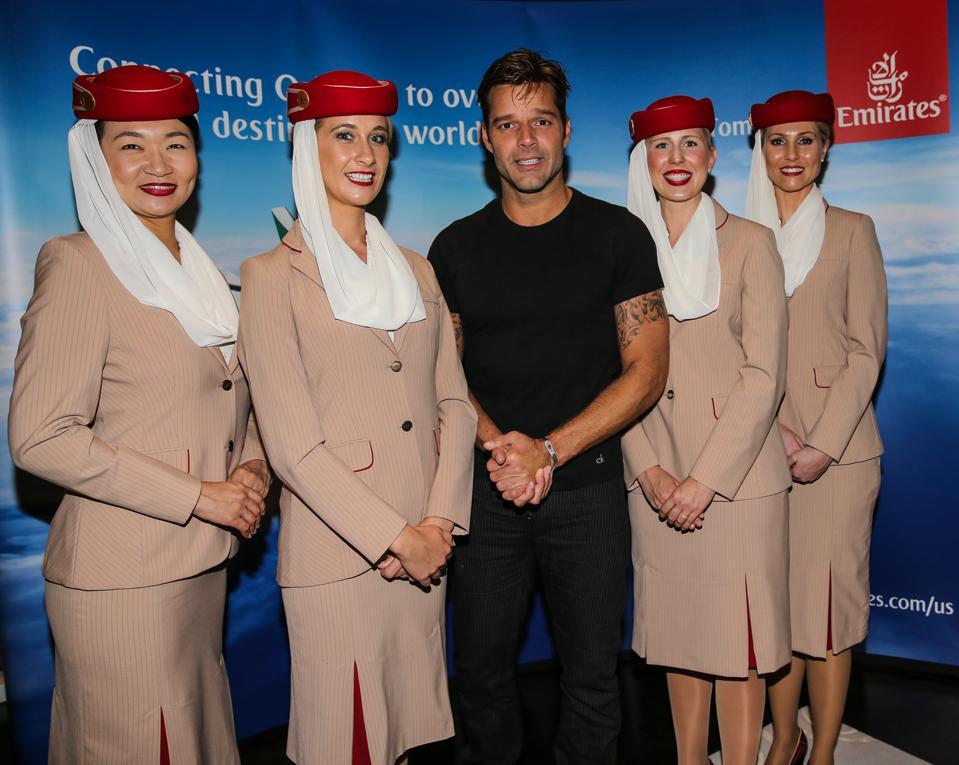 Emirates Orlando Launch Gala