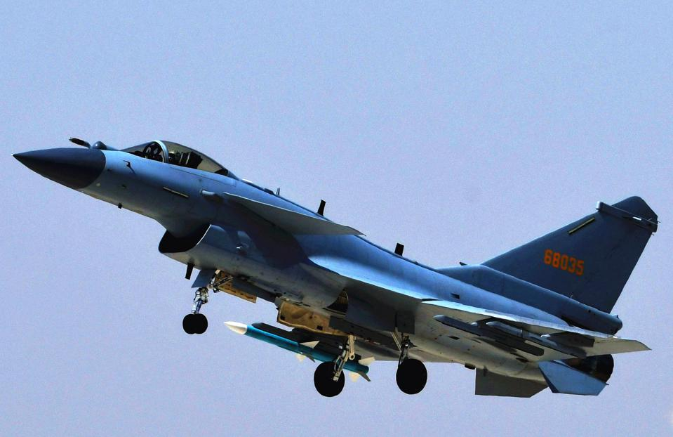 CHINA-BEIJING-J-10C-COMBAT DUTY (CN)