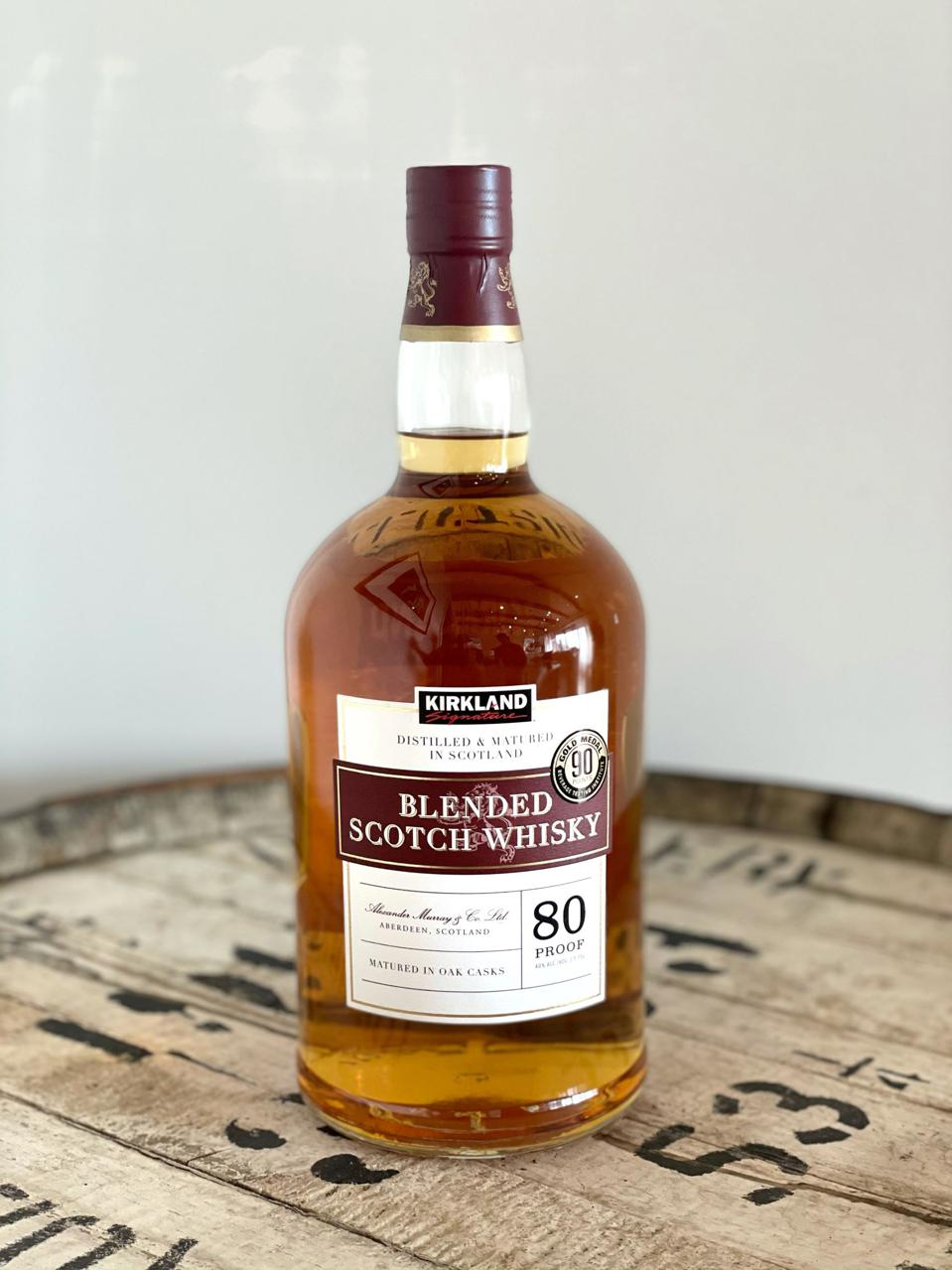 Kirkland Signature Blended Scotch Whisky