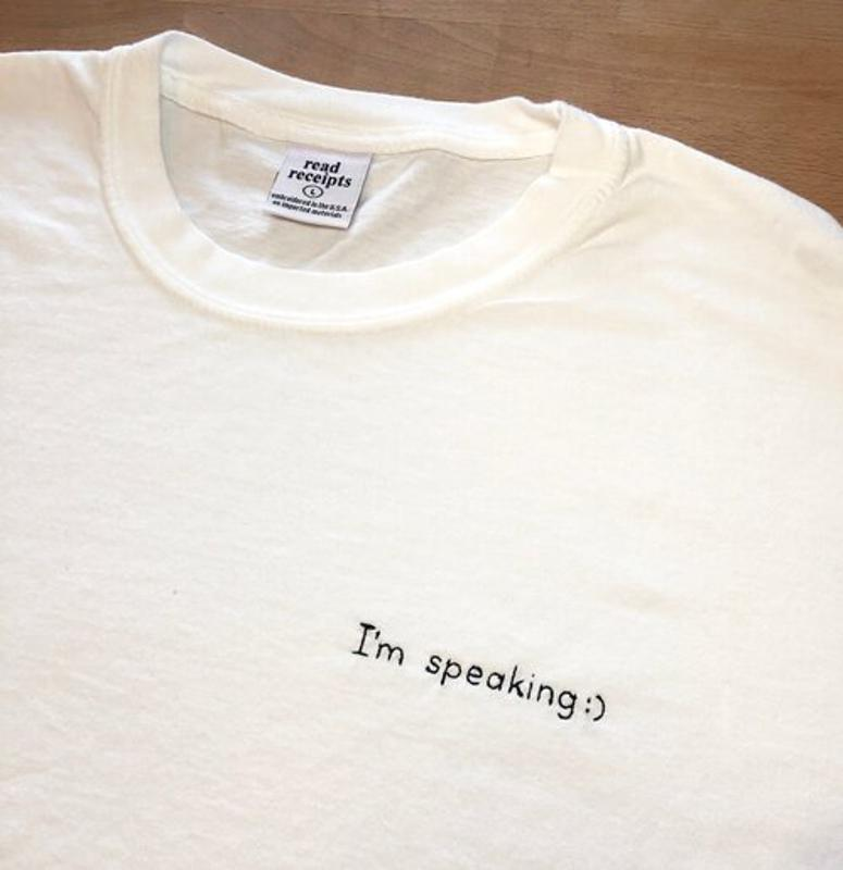 I'm Speaking T-Shirt