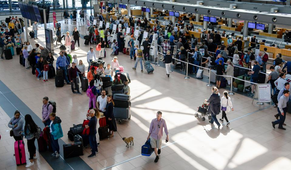 It has been a sometimes difficult process to get airline refunds or to use airline vouchers