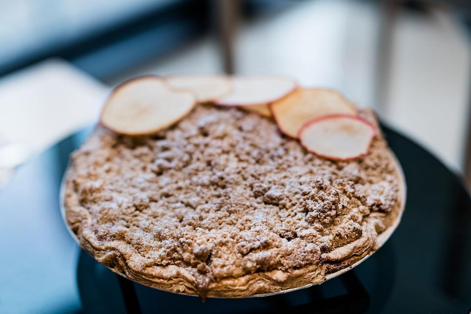 Apple Pie for Thanksgiving