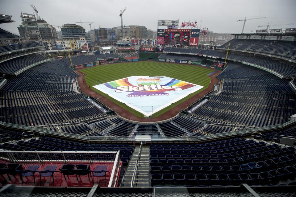Mets Nationals Baseball