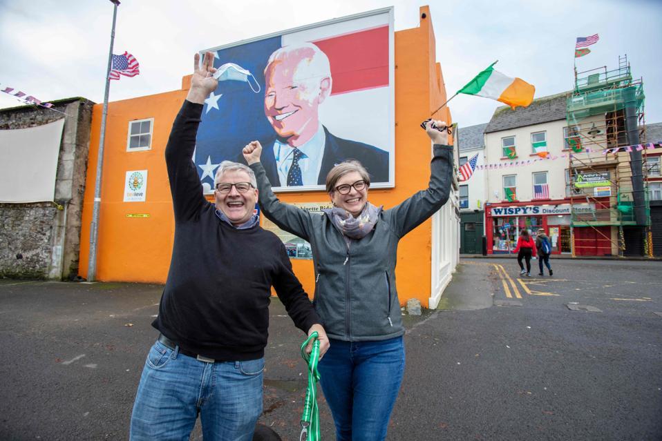 Ireland Ballina Biden