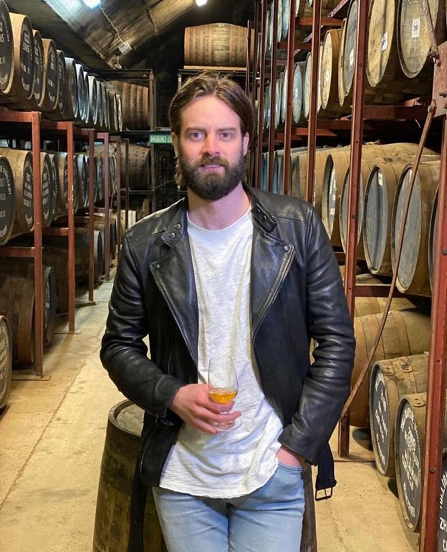 Cameron Johnston - Alexander Murray Marketing Manager