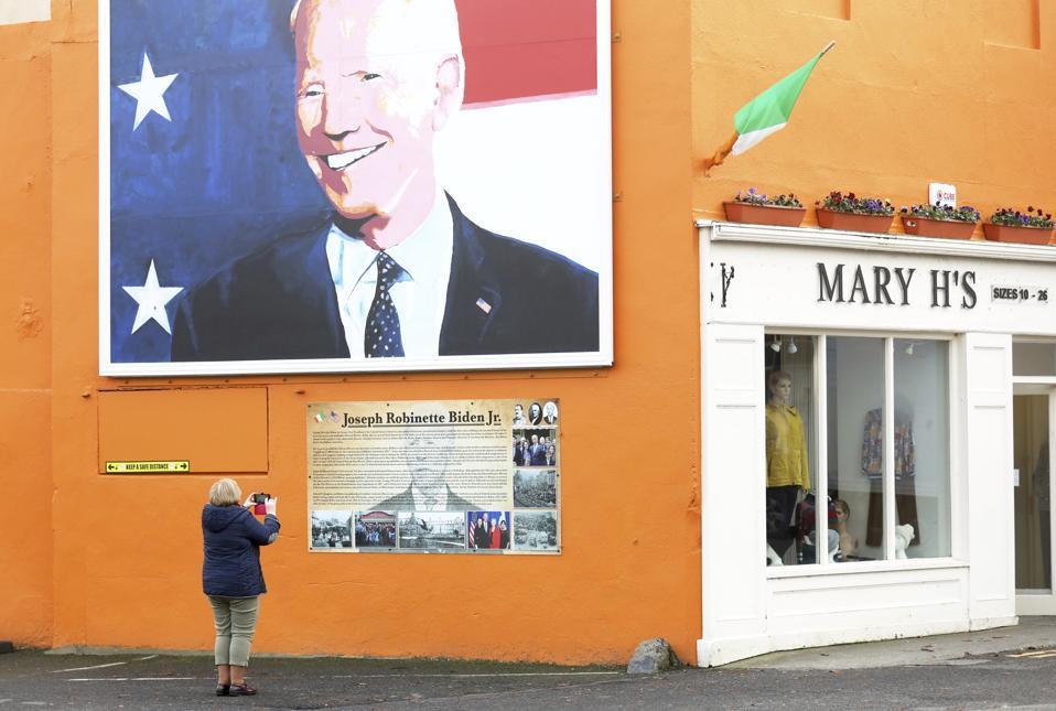 Biden Ballina Ireland