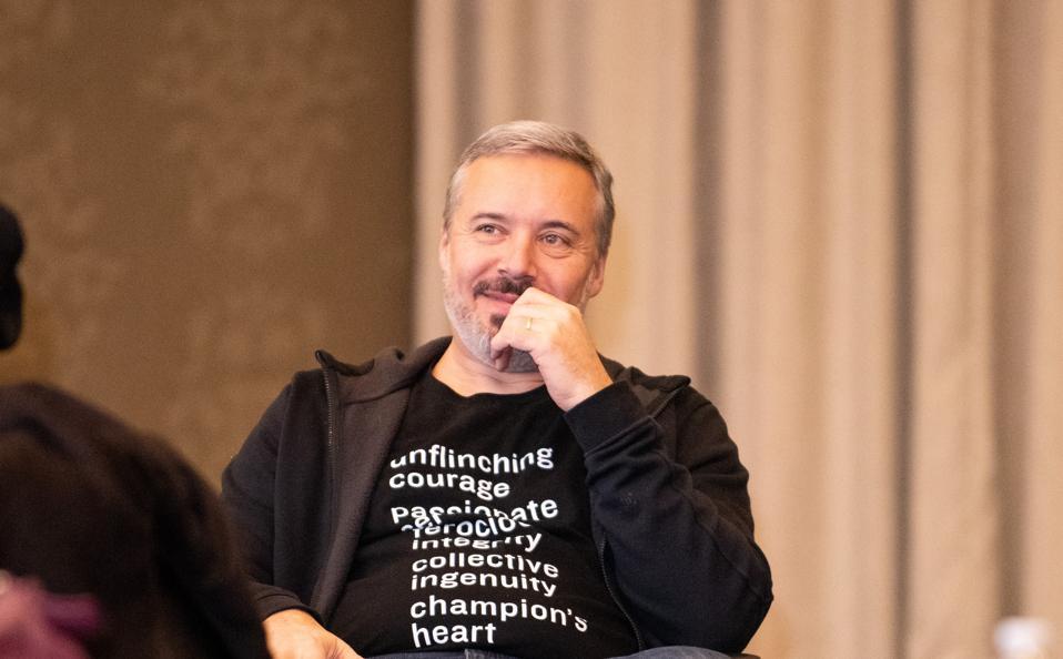 Booz Allen Hamilton CEO Horacio Rosanski