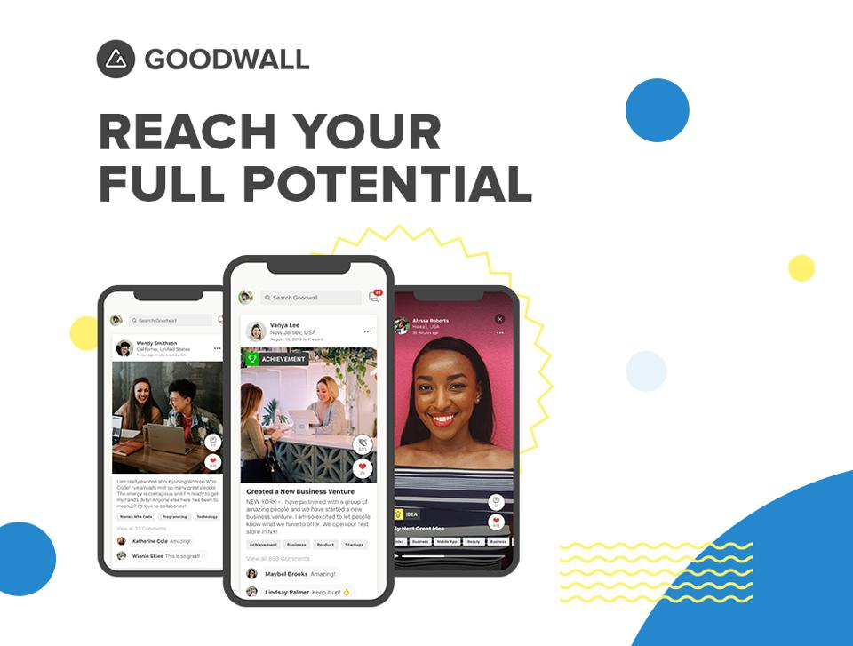 Goodwall is attracting college students to match them with potential employers, scholarships and volunteer opportunities.