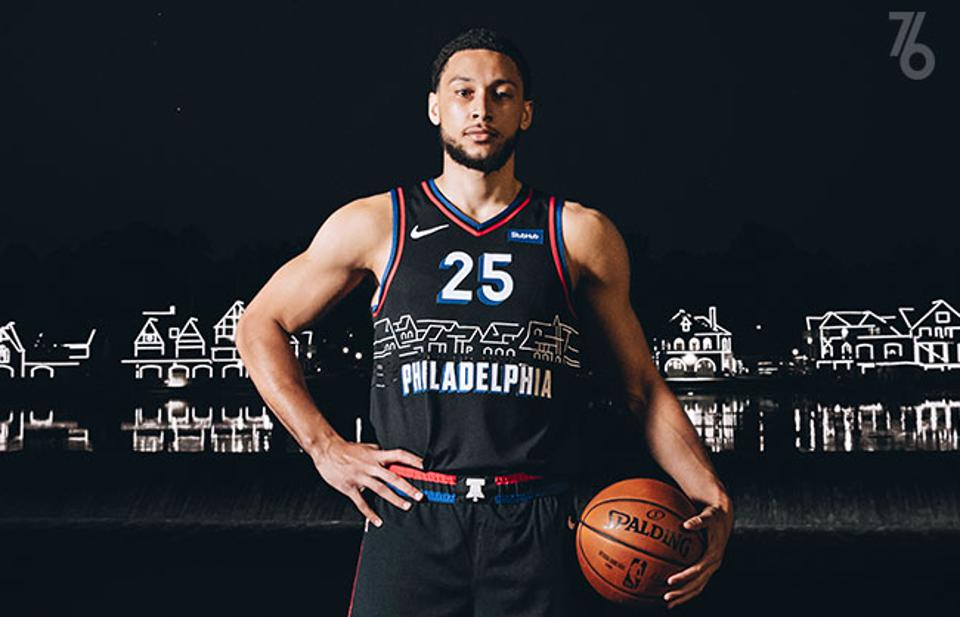 Philadelphia 76ers Pay Tribute To Boathouse Row With New City Edition Uniforms