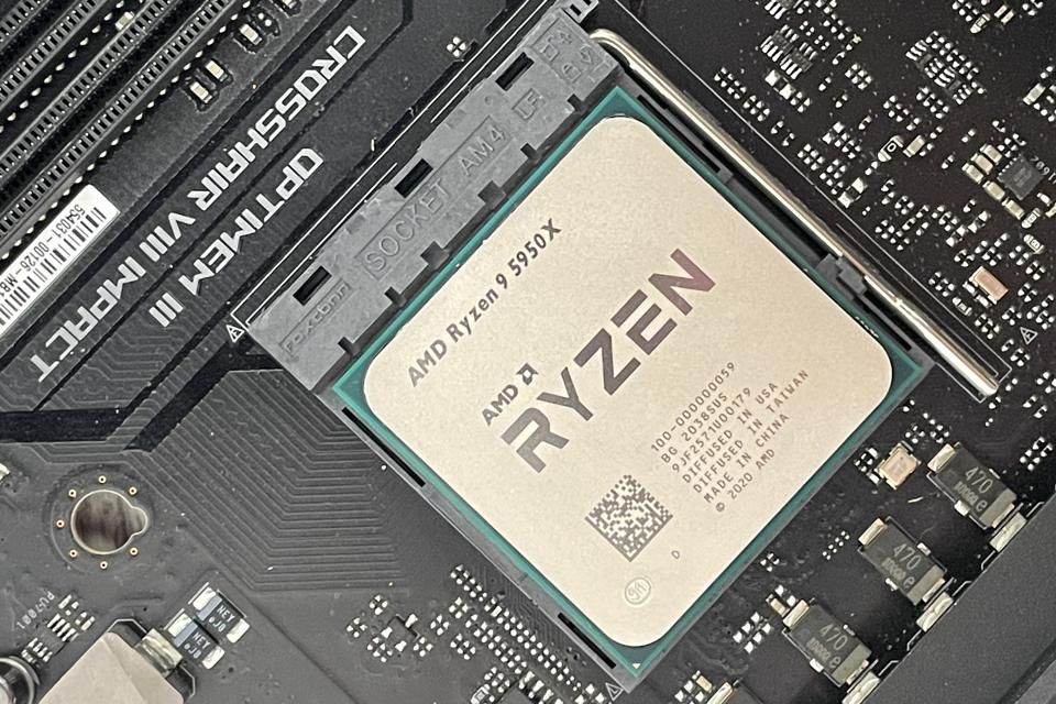 AMD's Ryzen 9 5950X has 16 cores and 32 threads