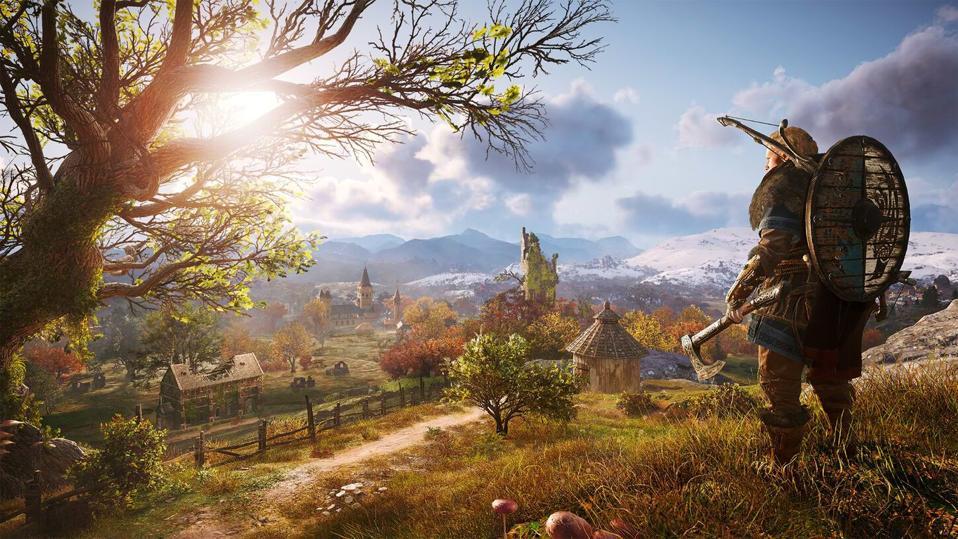 میزان فروش نسخه ی جدید بازی اساسینز کرید یعنی Assassin's Creed Valhalla رکورد این مجموعه را شکاند