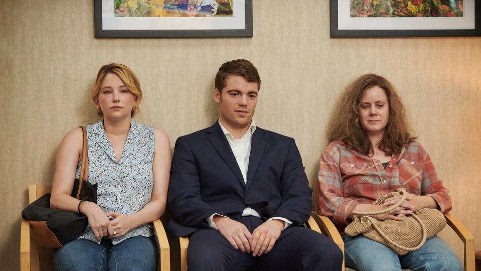 Haley Bennett, Gabriel Basso and Amy Adams in Ron Howard's 'Hillbilly Elegy'