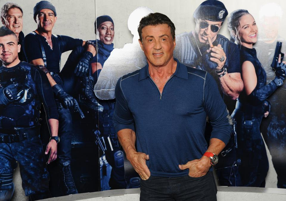 London Photocall For ″The Expendables 3″