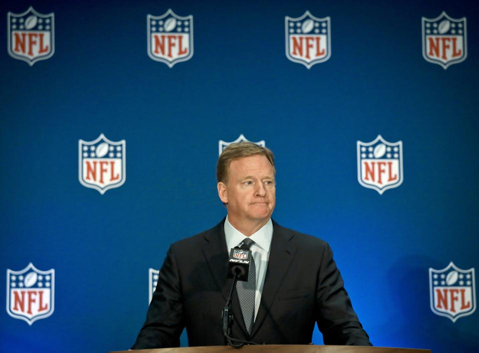 NFL Meetings Football
