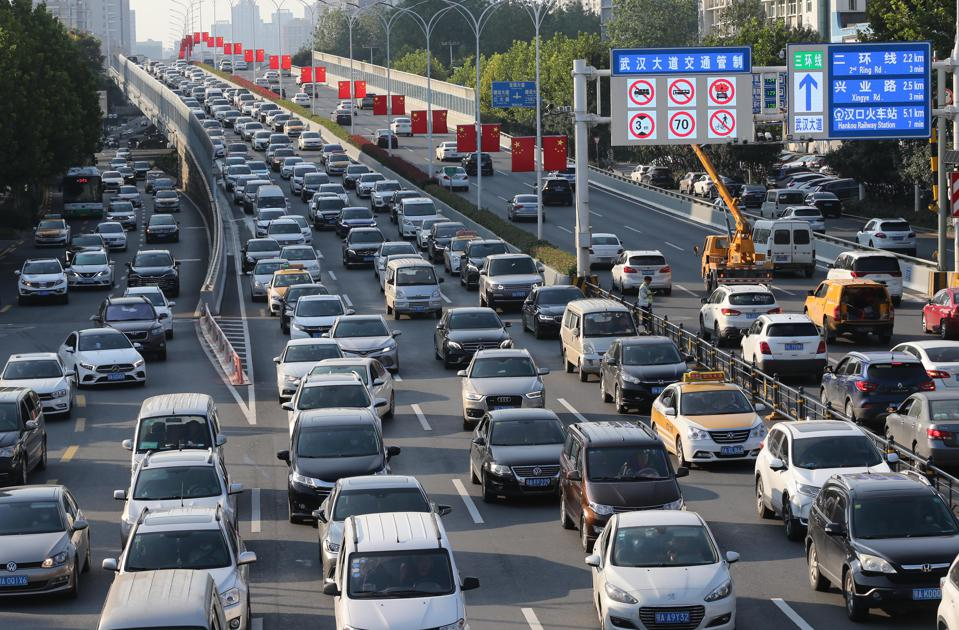 National Day Holiday Travel In China honda 'traffic jam pilot' offers standby self-driving by march 2021 - 960x0