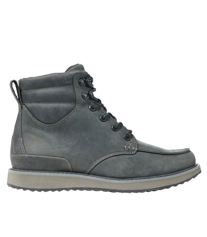 Men's Stonington Boots, Moc-Toe