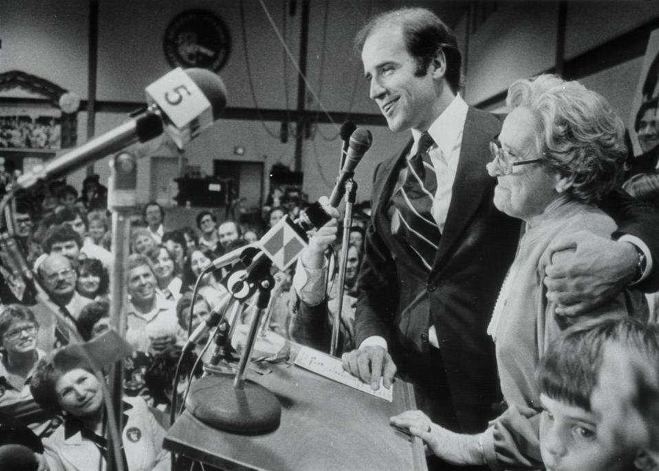 Senator Joseph Biden Jr.