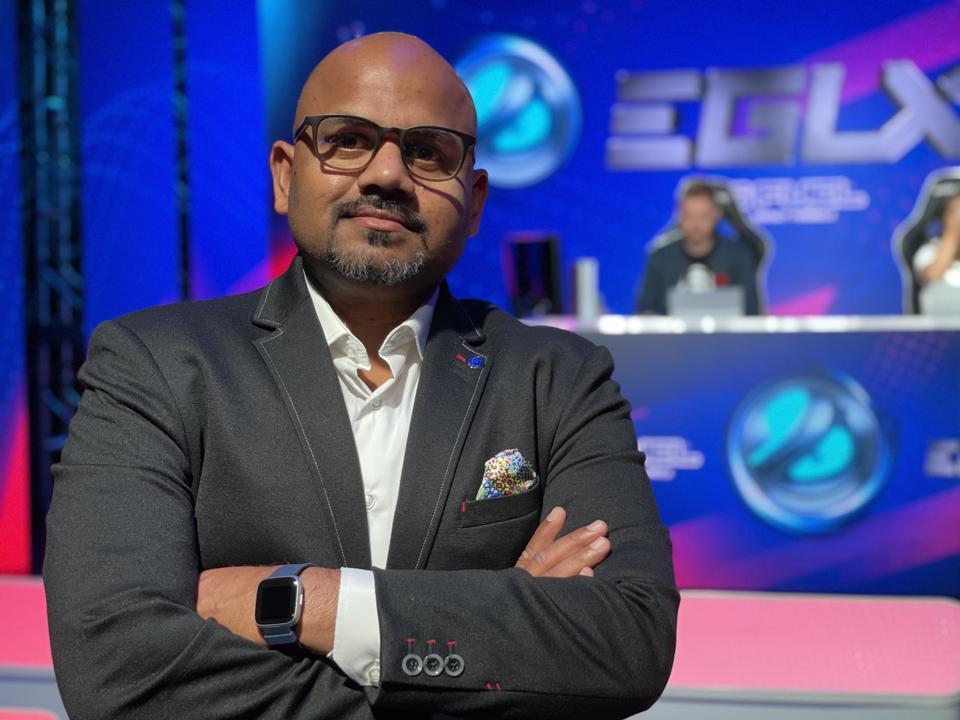 Thamba Tharmalingam, Chief Operating Officer of Enthusiast Gaming
