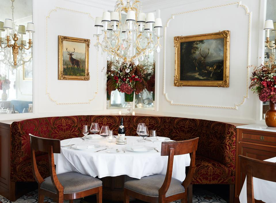 Harley Peet bas rouge ben chekroun bluepoint hospitality fine dining restaurants easton