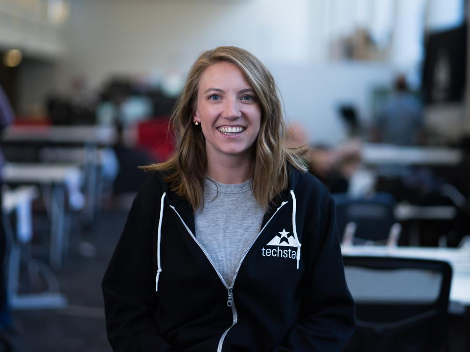 Bryanne Leeming, founder and CEO of Unruly Studios
