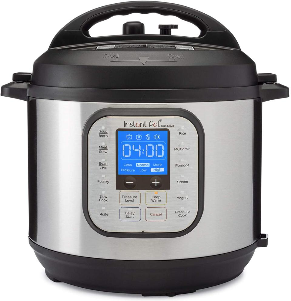 Instant Pot Duo Nova 8-Qt. 7-in-1, One-Touch Multi-Cooker