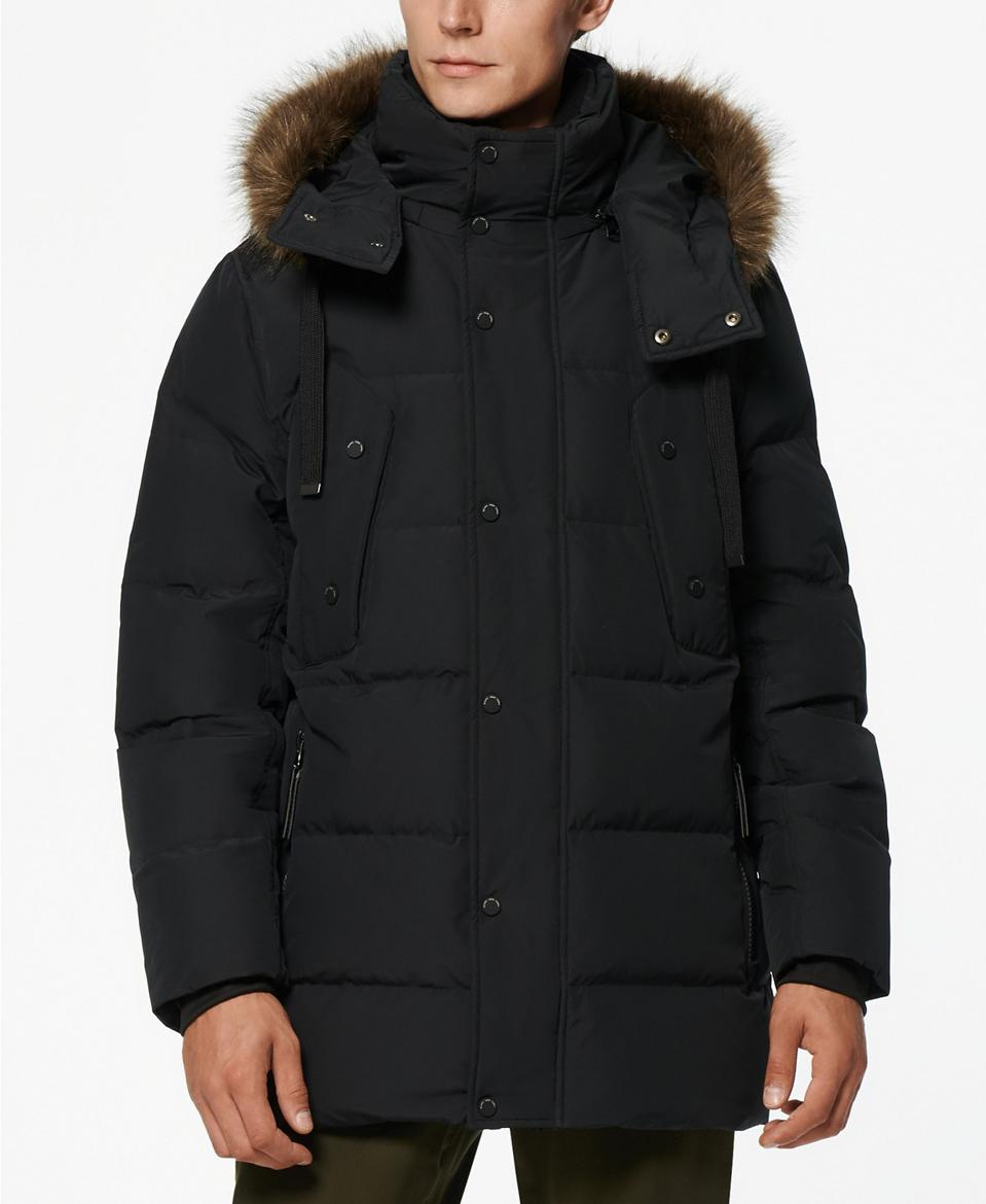 Marc New York Men's Gattaca Down Parka Coat