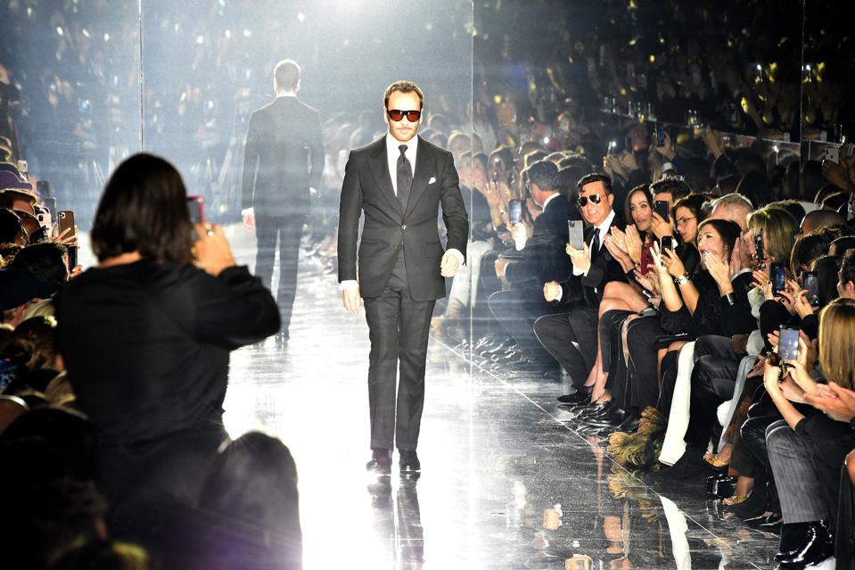 Tom Ford AW/20 Fashion Show