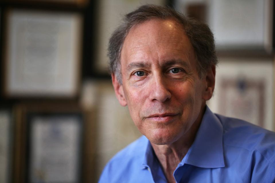 MIT Scientist Bob Langer Becomes A Billionaire Thanks To Moderna Stock Rally