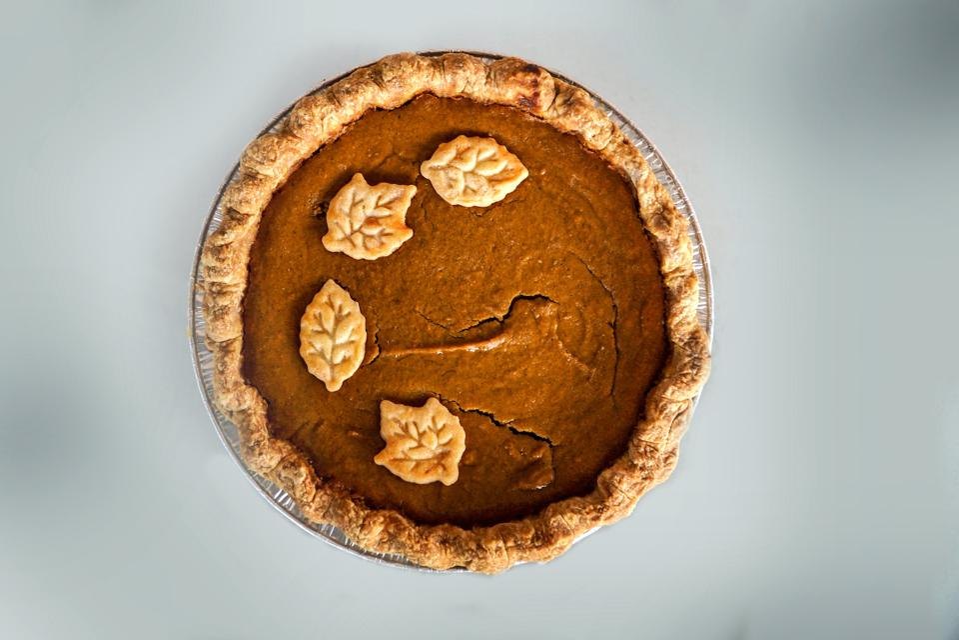 Pumpkin Pie, Sweetie Pies Bakery