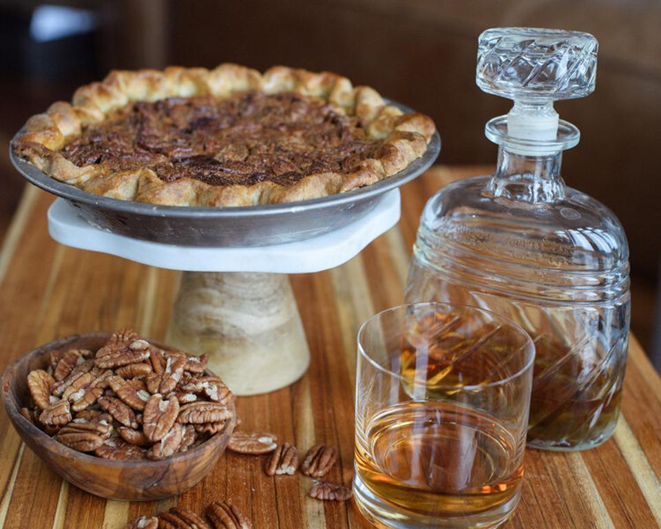 Bourbon Pecan Pie, Justice of the Pies