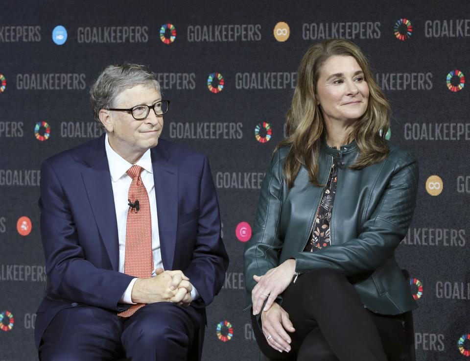 Bill and Melinda Gates' foundation is committing an additional $70 million to develop and distribute Covid-19 vaccines in low- and middle-income countries.
