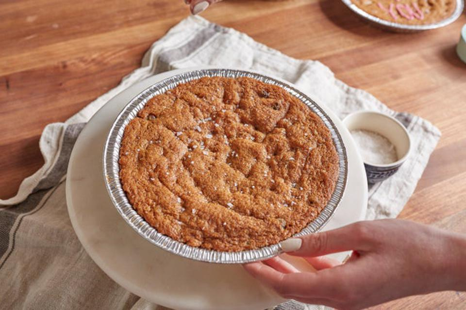 Chocolate Chip Cookie Pie, Ovenly