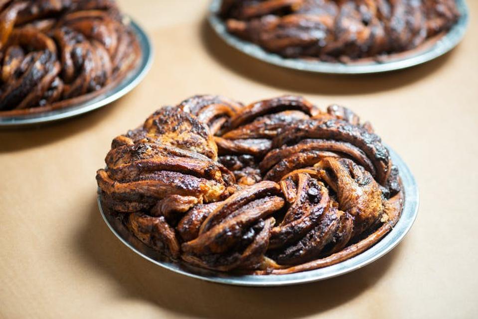 Breads Bakery Babka Pie