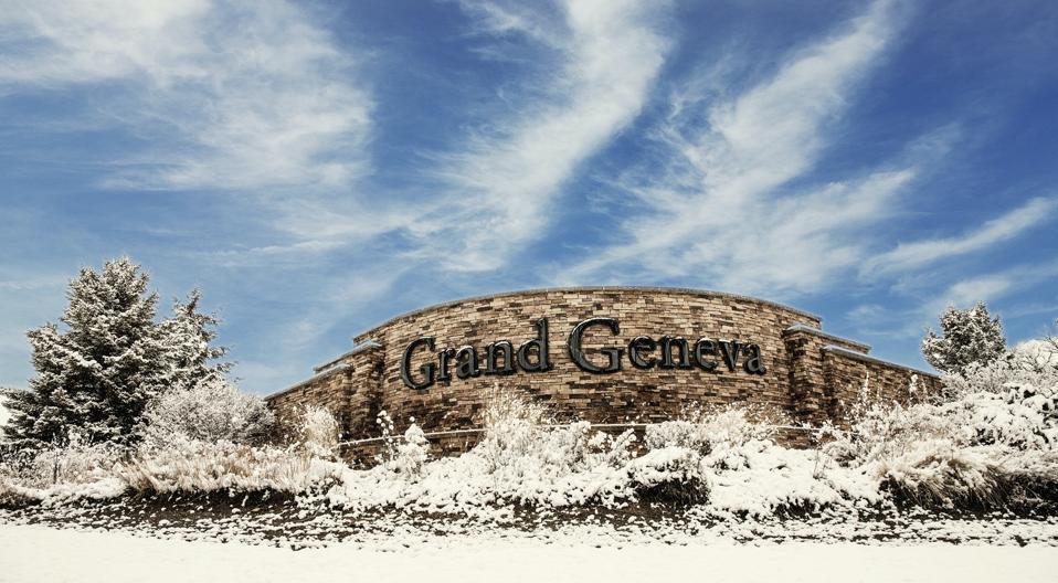 Grand Geneva Resort & Spa Black Friday cyber Monday Travel Tuesday deals