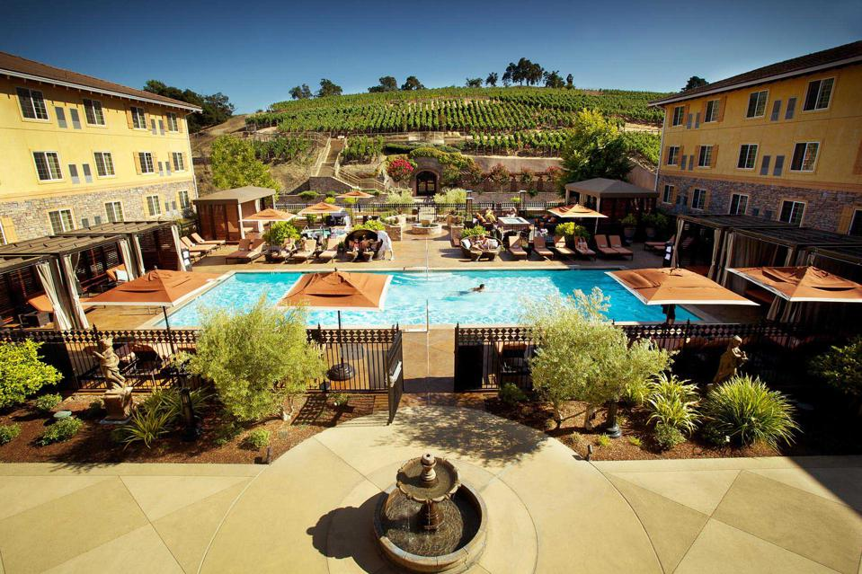 Meritage resort napa valley Black Friday cyber Monday Travel Tuesday deals