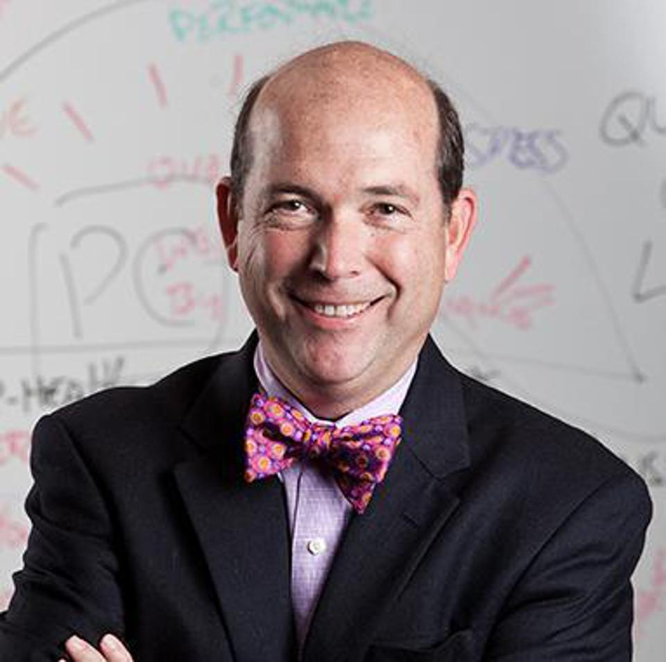 Dr. Joseph Coughlin is the founder and director of the MIT AgeLab.