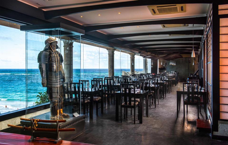 Zen Restaurant at The Crane