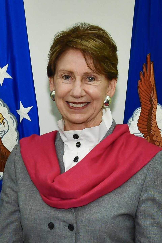 Secretary of the Air Force Barbara Barrett