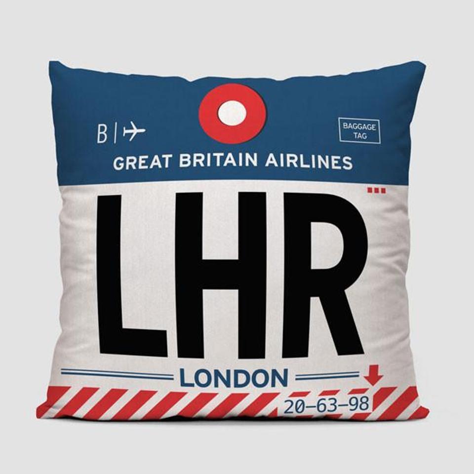 LHR pillow