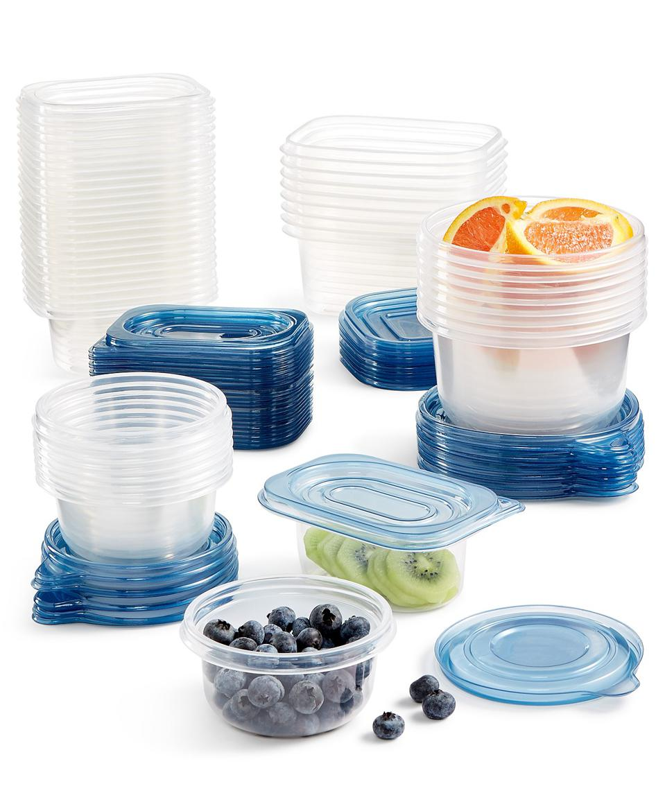 Art & Cook 100-Pc. Food Storage Set