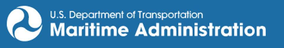 U.S. Department of Transport's Maritime Administration or MARAD. The MARAD Administrator will be a key appointment.