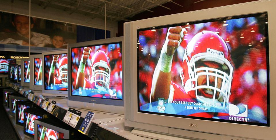 Television Sales Strong Ahead Of Super Bowl