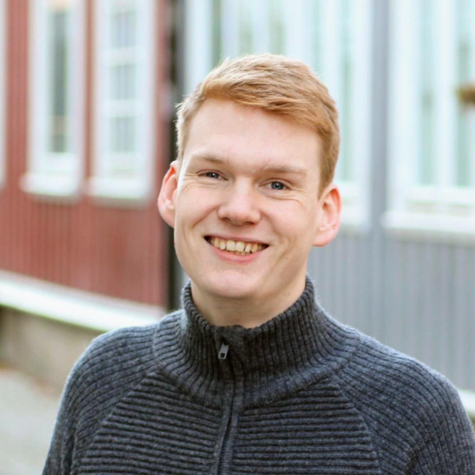 Ask Ibsen Lindal, Spokesperson for energy policies for the Norwegian Green Party